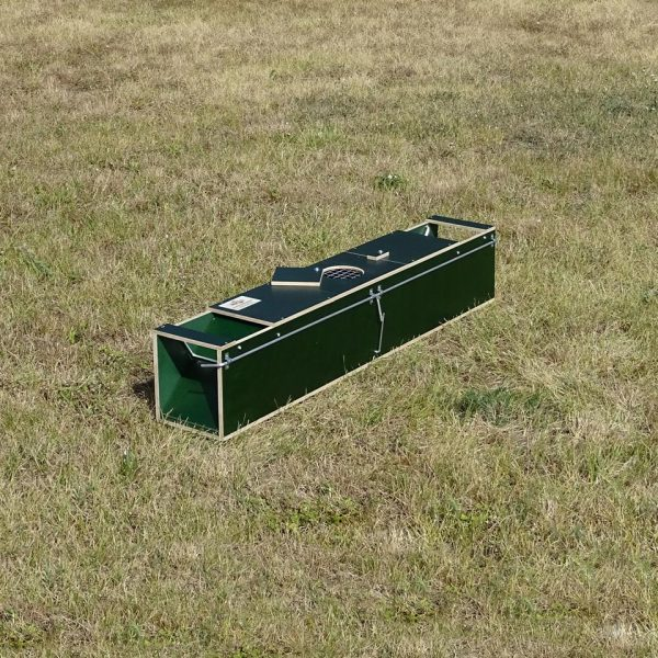 Marderfalle (2017) – Kastenfalle Hunter 1 XL (120cm)