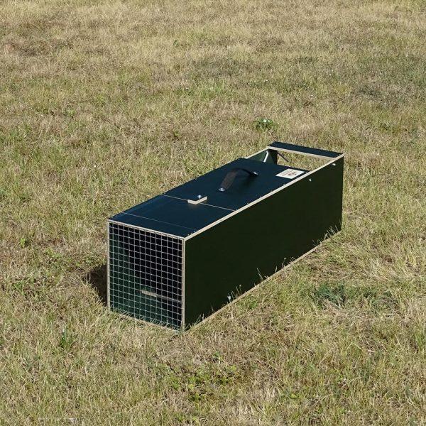 Waschbärfalle, Katzenfalle – Cat -X (100cm)